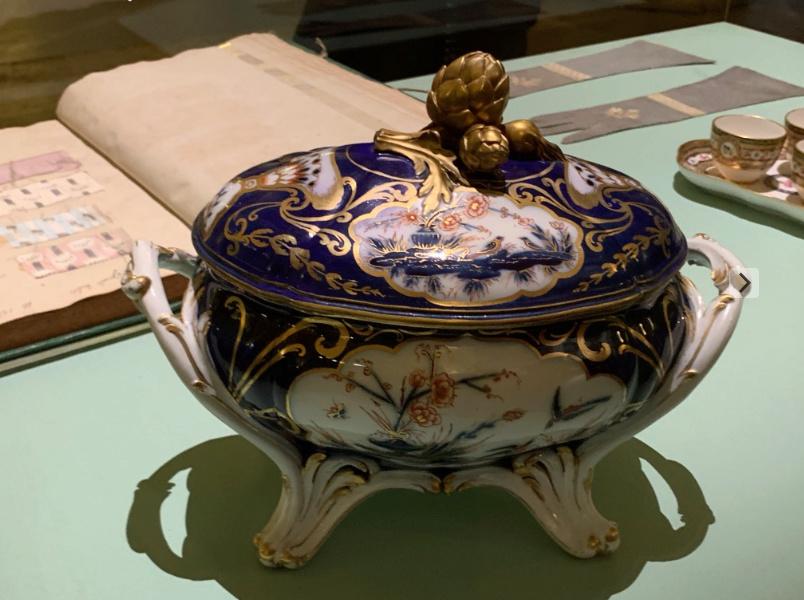 Exposition à la Conciergerie : Marie-Antoinette, métamorphoses d'une image  - Page 2 Captu388