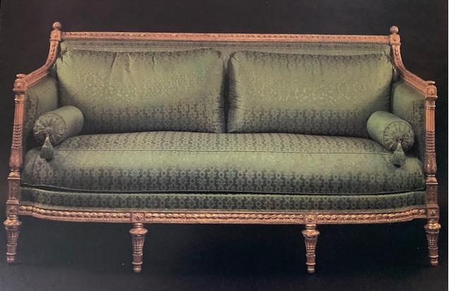 Tuileries - Le mobilier de Marie-Antoinette aux Tuileries - Page 2 Captu392