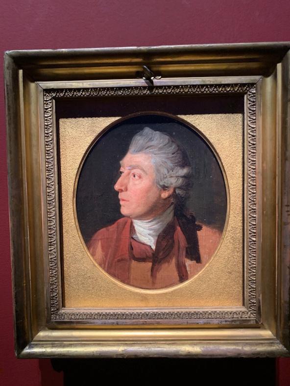 """Exposition Musée du Luxembourg : """"L'âge d'or de la peinture anglaise"""", de Reynolds à Turner Captu417"""