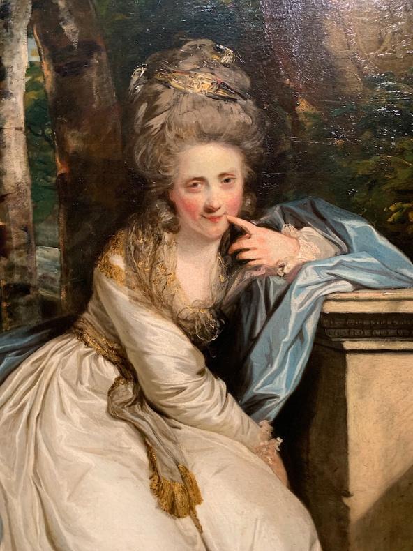 """Exposition Musée du Luxembourg : """"L'âge d'or de la peinture anglaise"""", de Reynolds à Turner Captu418"""