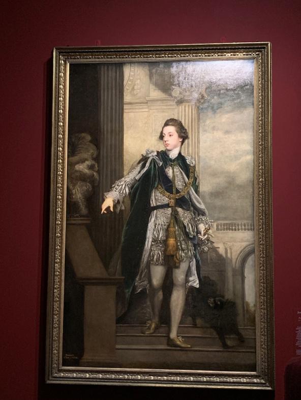 """Exposition Musée du Luxembourg : """"L'âge d'or de la peinture anglaise"""", de Reynolds à Turner Captu420"""