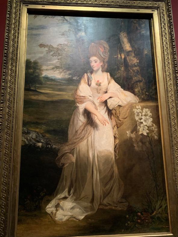"""Exposition Musée du Luxembourg : """"L'âge d'or de la peinture anglaise"""", de Reynolds à Turner Captu422"""
