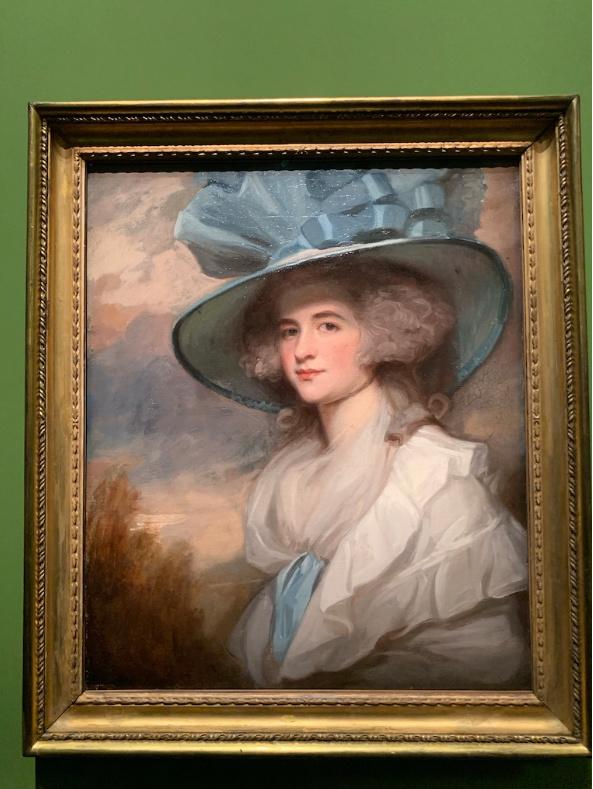 """Exposition Musée du Luxembourg : """"L'âge d'or de la peinture anglaise"""", de Reynolds à Turner Captu426"""