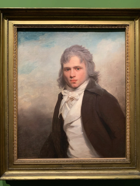 """Exposition Musée du Luxembourg : """"L'âge d'or de la peinture anglaise"""", de Reynolds à Turner Captu427"""
