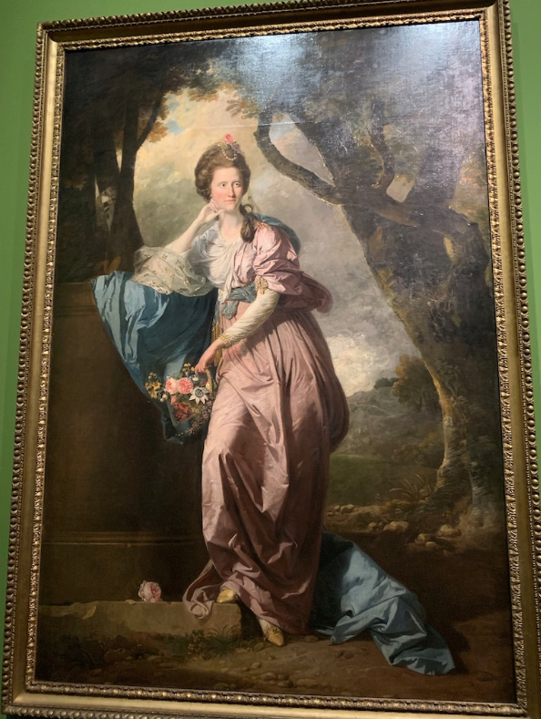 """Exposition Musée du Luxembourg : """"L'âge d'or de la peinture anglaise"""", de Reynolds à Turner Captu428"""
