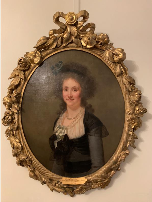 Cent portraits pour un siècle. Exposition au Musée Lambinet (Versailles) et Palais Lascaris (Nice) Captu430