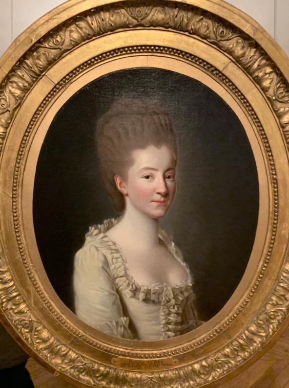 Cent portraits pour un siècle. Exposition au Musée Lambinet (Versailles) et Palais Lascaris (Nice) Captu431