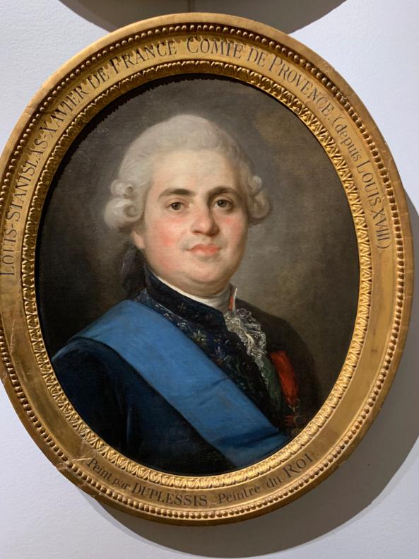 Cent portraits pour un siècle. Exposition au Musée Lambinet (Versailles) et Palais Lascaris (Nice) Captu433