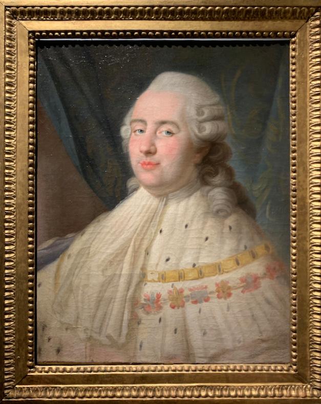 Cent portraits pour un siècle. Exposition au Musée Lambinet (Versailles) et Palais Lascaris (Nice) Captu436