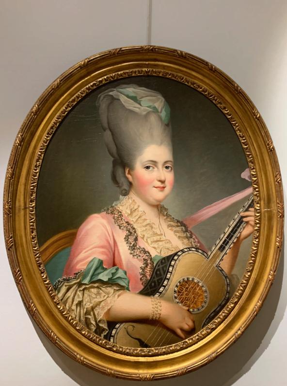 Cent portraits pour un siècle. Exposition au Musée Lambinet (Versailles) et Palais Lascaris (Nice) Captu437
