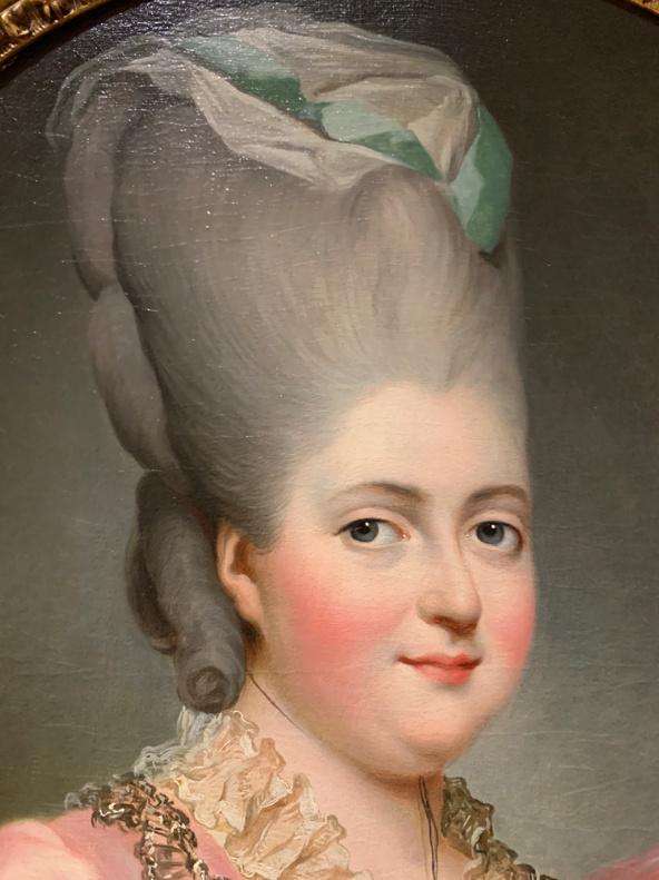 Cent portraits pour un siècle. Exposition au Musée Lambinet (Versailles) et Palais Lascaris (Nice) Captu438