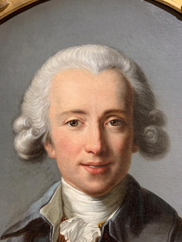 Cent portraits pour un siècle. Exposition au Musée Lambinet (Versailles) et Palais Lascaris (Nice) Captu439
