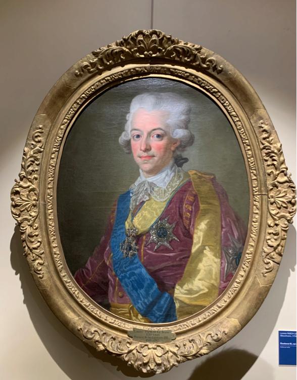 Cent portraits pour un siècle. Exposition au Musée Lambinet (Versailles) et Palais Lascaris (Nice) Captu440