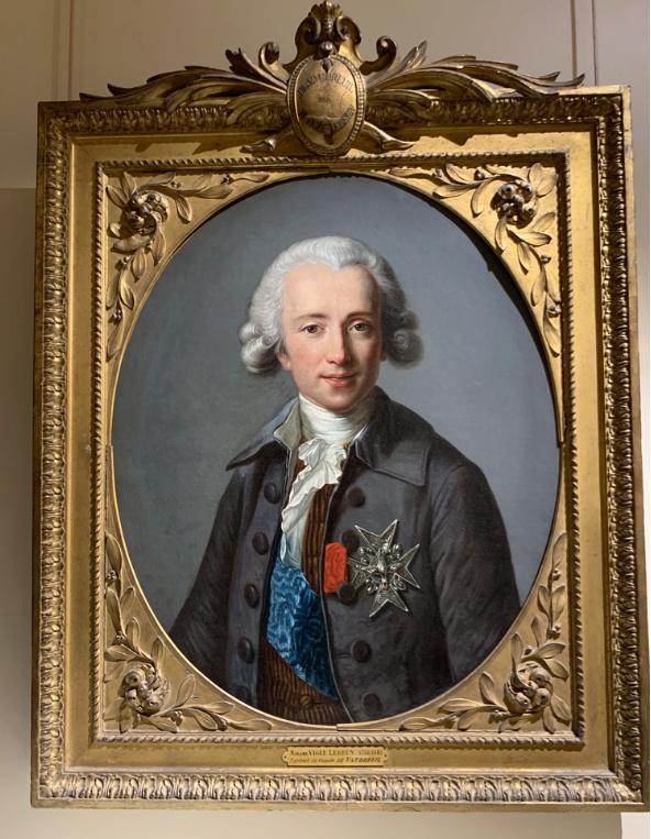 Cent portraits pour un siècle. Exposition au Musée Lambinet (Versailles) et Palais Lascaris (Nice) Captu441