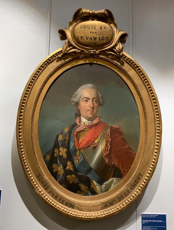 Cent portraits pour un siècle. Exposition au Musée Lambinet (Versailles) et Palais Lascaris (Nice) Captu442