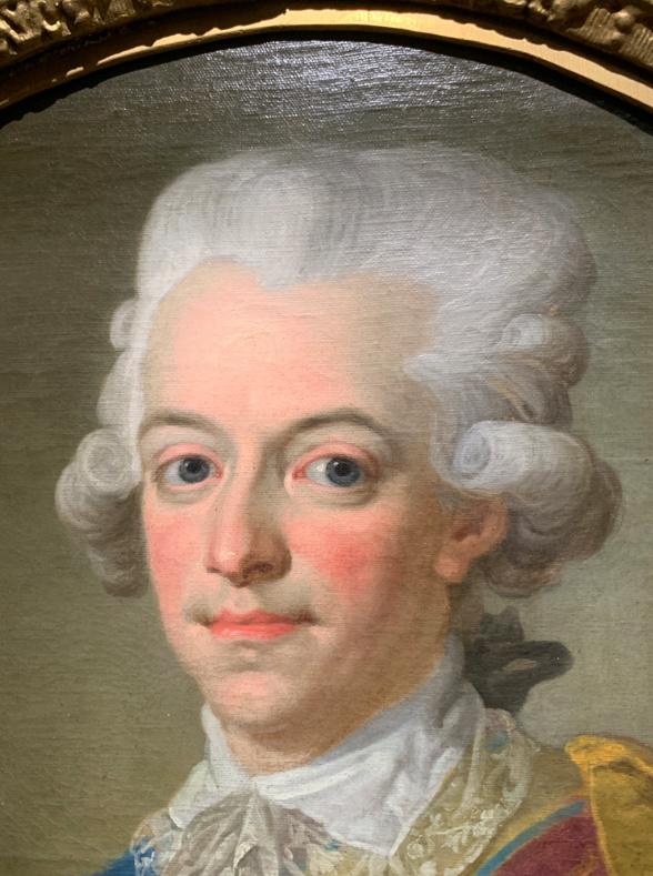 Cent portraits pour un siècle. Exposition au Musée Lambinet (Versailles) et Palais Lascaris (Nice) Captu443