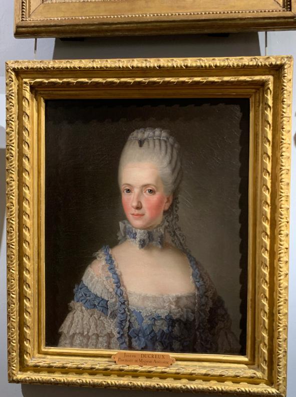 Cent portraits pour un siècle. Exposition au Musée Lambinet (Versailles) et Palais Lascaris (Nice) Captu444
