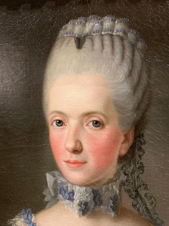 Cent portraits pour un siècle. Exposition au Musée Lambinet (Versailles) et Palais Lascaris (Nice) Captu445