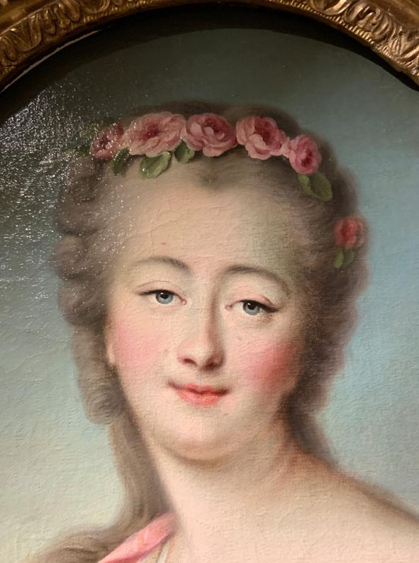 Cent portraits pour un siècle. Exposition au Musée Lambinet (Versailles) et Palais Lascaris (Nice) Captu446