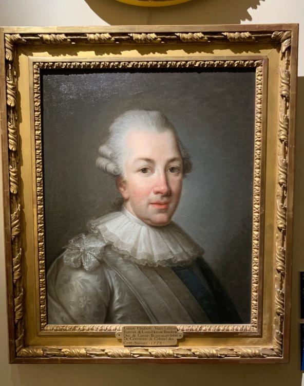 Cent portraits pour un siècle. Exposition au Musée Lambinet (Versailles) et Palais Lascaris (Nice) Captu447