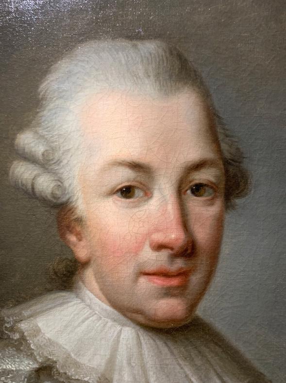 Cent portraits pour un siècle. Exposition au Musée Lambinet (Versailles) et Palais Lascaris (Nice) Captu448