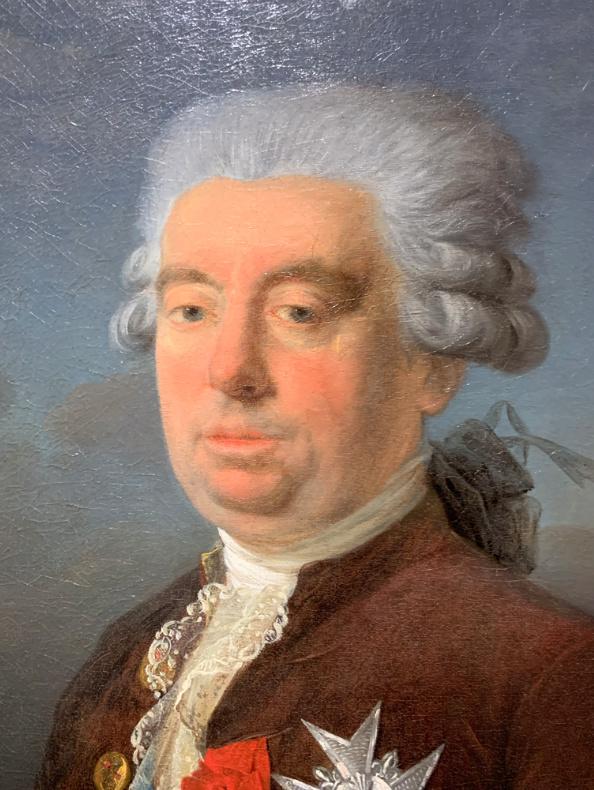 Cent portraits pour un siècle. Exposition au Musée Lambinet (Versailles) et Palais Lascaris (Nice) Captu450