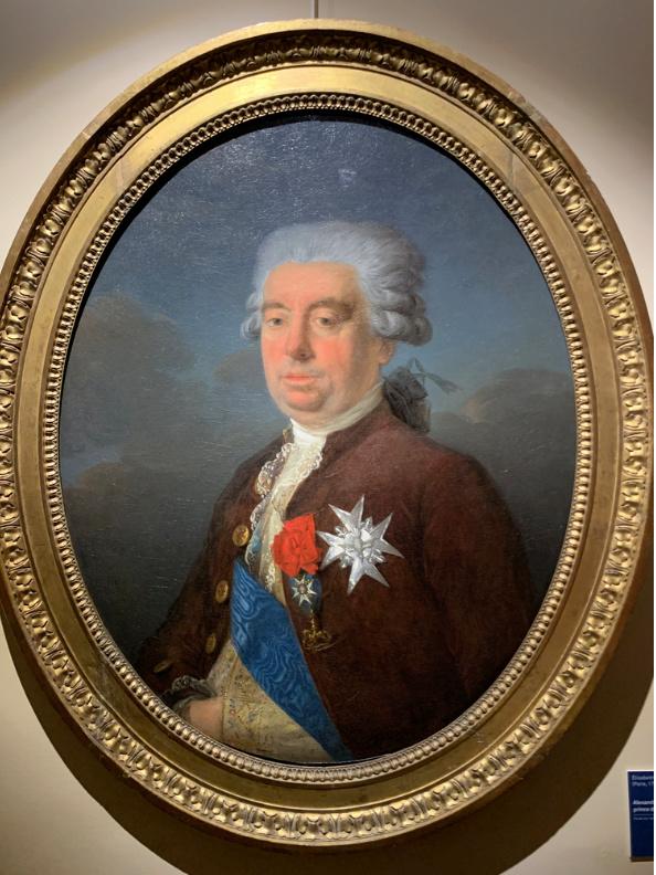 Cent portraits pour un siècle. Exposition au Musée Lambinet (Versailles) et Palais Lascaris (Nice) Captu451