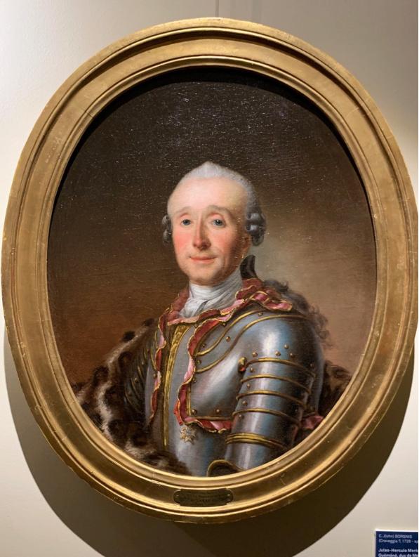 Cent portraits pour un siècle. Exposition au Musée Lambinet (Versailles) et Palais Lascaris (Nice) Captu452