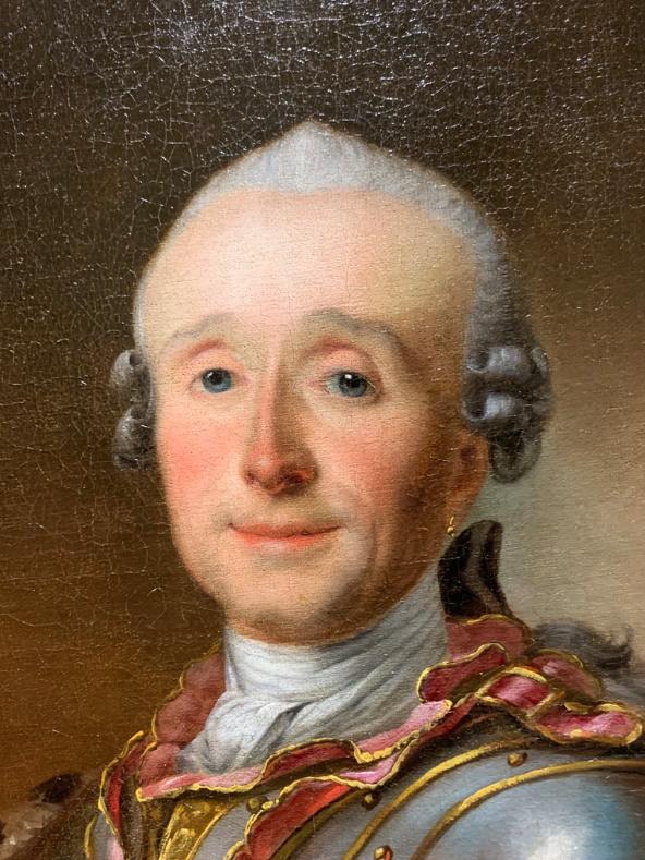 Cent portraits pour un siècle. Exposition au Musée Lambinet (Versailles) et Palais Lascaris (Nice) Captu453