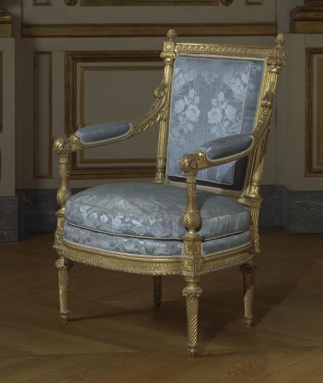 Jean-Baptiste Claude Sené (1748-1803), reçu maître le 10 mai 1769 Captu459