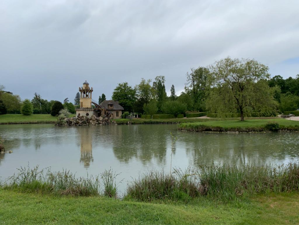 La Laiterie de propreté du Hameau du petit Trianon Captu461