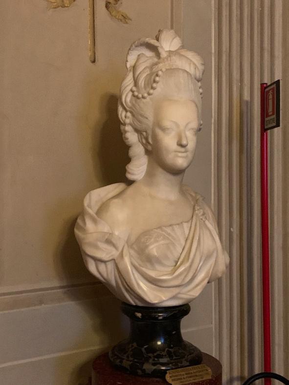 Buste de Marie-Antoinette, Palais Pitti (Florence) Captu474
