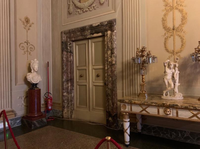 Buste de Marie-Antoinette, Palais Pitti (Florence) Captu475