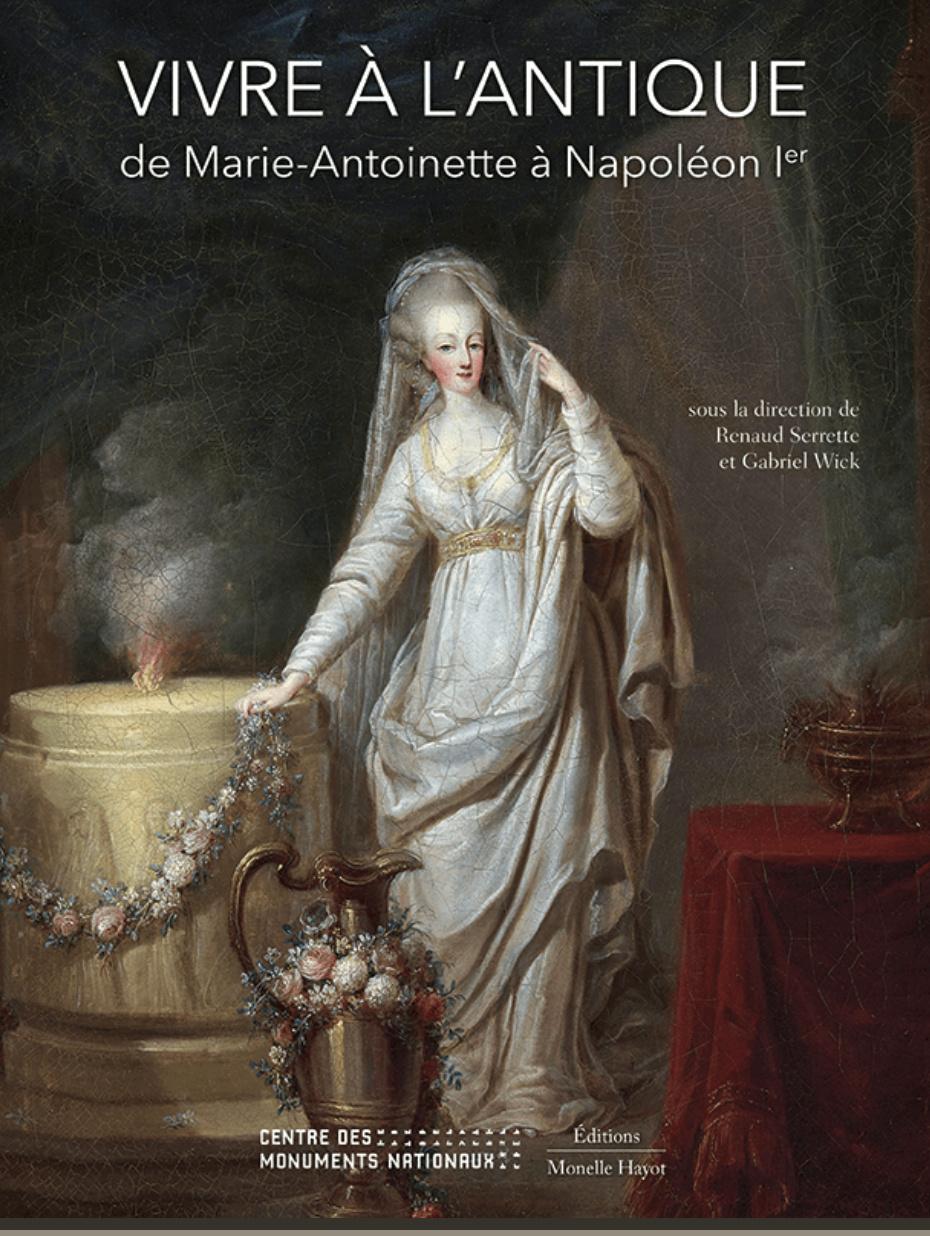 """Exposition """" Vivre à l'antique, de Marie-Antoinette à Napoléon Ier """" - Château de Rambouillet Captu483"""