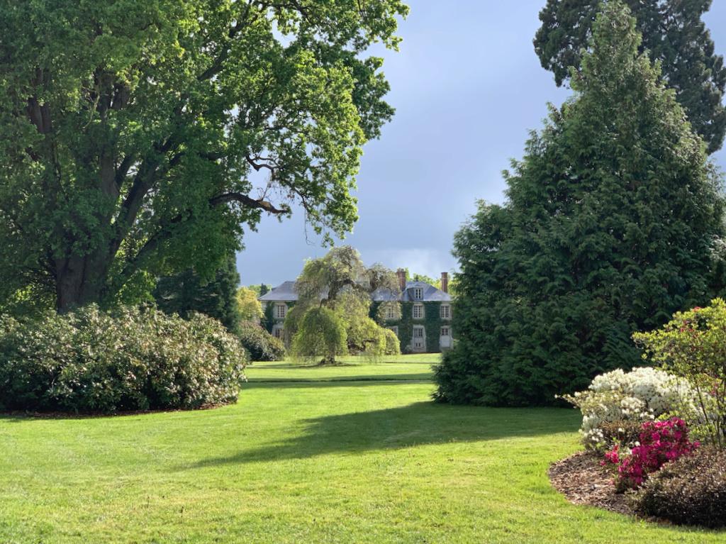 Trianon : la maison du jardinier Richard Captu487