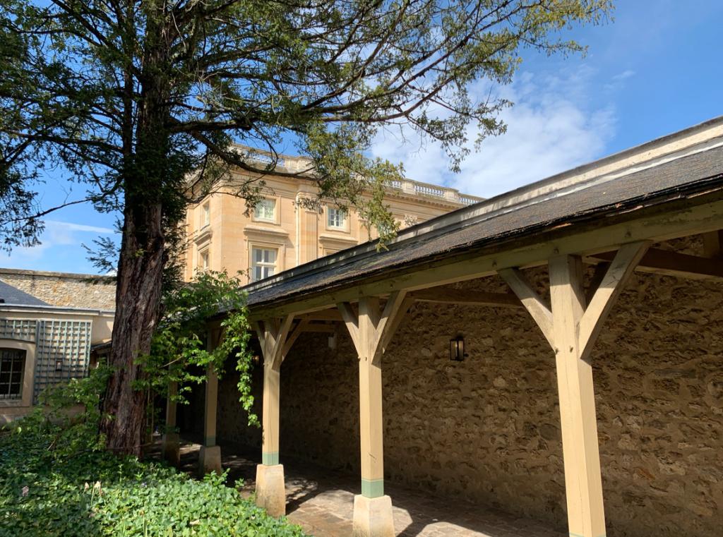 La chapelle du château de Trianon Captu490