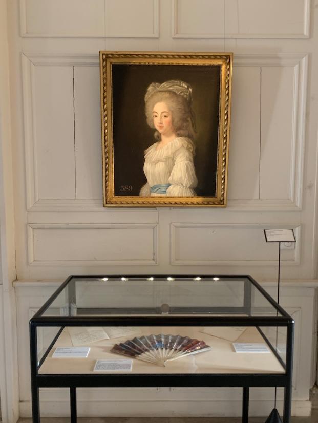 Exposition « L'anti Marie-Antoinette : Marie-Joséphine Louise de Savoie » à la chapelle expiatoire Captu550