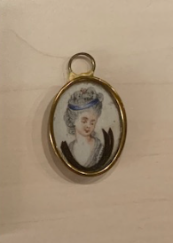 Exposition « L'anti Marie-Antoinette : Marie-Joséphine Louise de Savoie » à la chapelle expiatoire Captu551