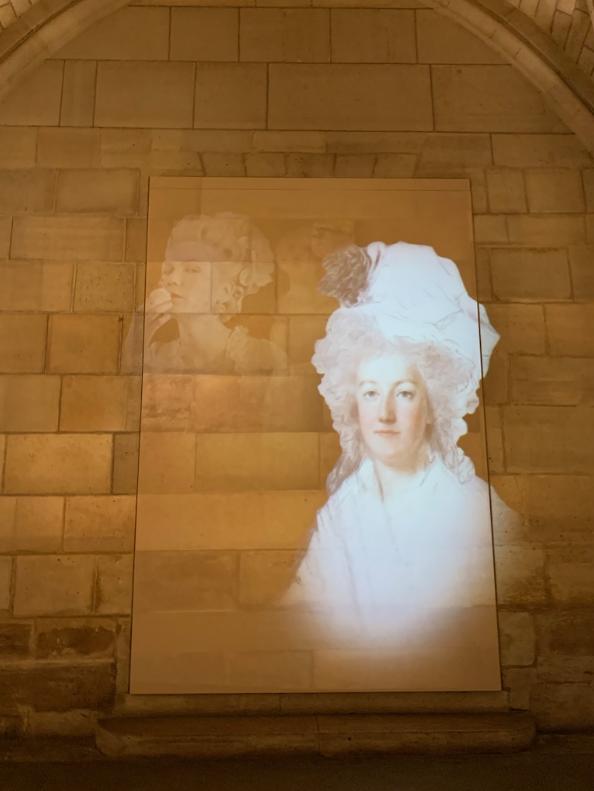 Exposition à la Conciergerie : Marie-Antoinette, métamorphoses d'une image  - Page 2 Captu596