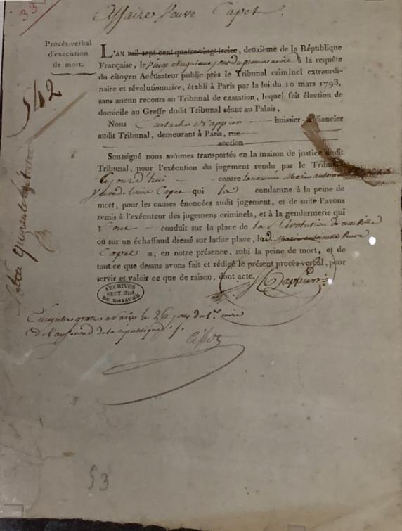 Exposition à la Conciergerie : Marie-Antoinette, métamorphoses d'une image  - Page 2 Captu614