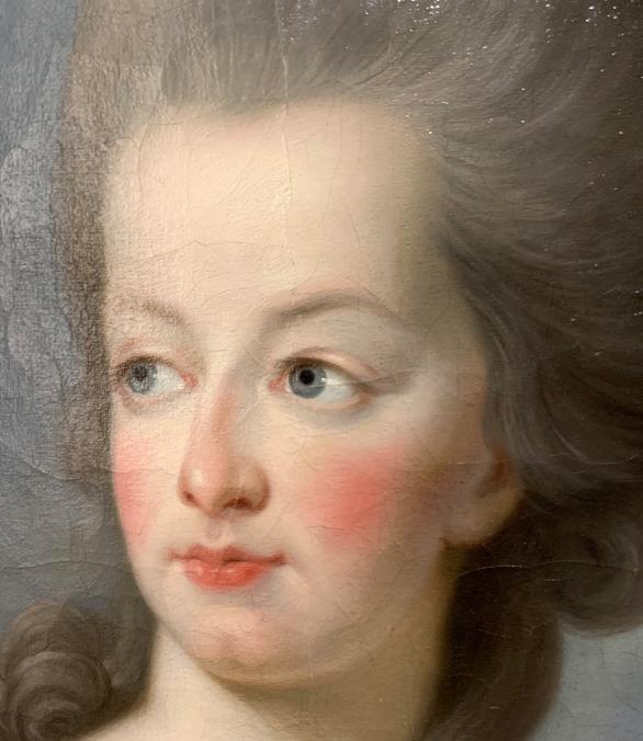 Cent portraits pour un siècle. Exposition au Musée Lambinet (Versailles) et Palais Lascaris (Nice) Captu685