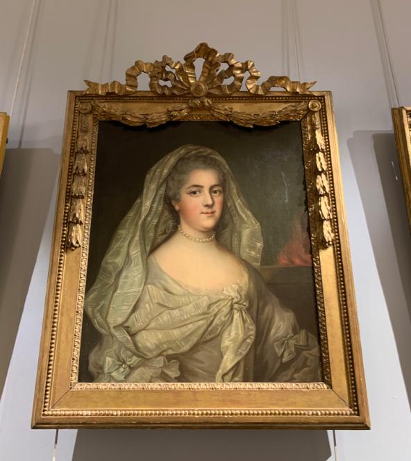 Cent portraits pour un siècle. Exposition au Musée Lambinet (Versailles) et Palais Lascaris (Nice) Captu687