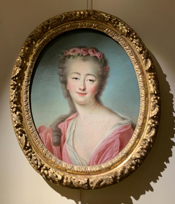 Cent portraits pour un siècle. Exposition au Musée Lambinet (Versailles) et Palais Lascaris (Nice) Captu688