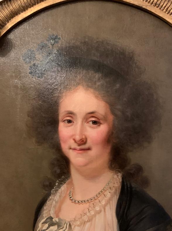 Cent portraits pour un siècle. Exposition au Musée Lambinet (Versailles) et Palais Lascaris (Nice) Captu689
