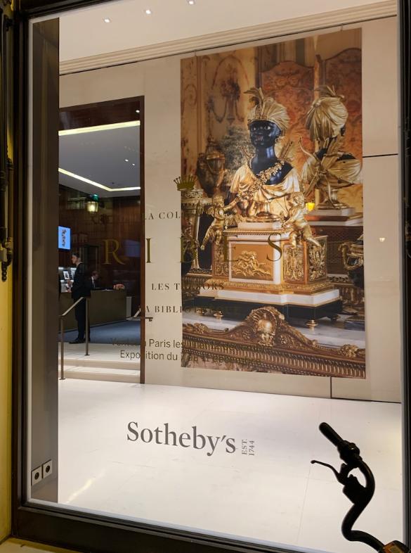 Vente Sotheby's, Paris : La collection du comte et de la comtesse de Ribes - Page 2 Captu691