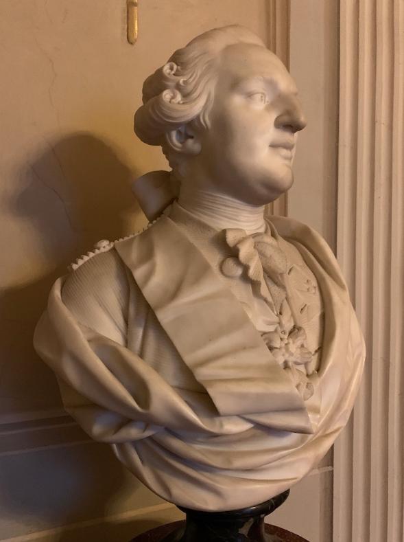 Buste de Marie-Antoinette, Palais Pitti (Florence) Captu701