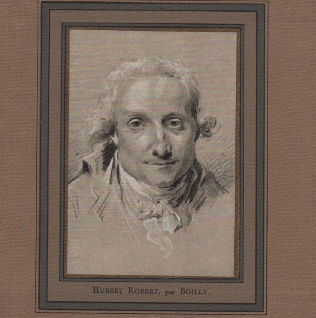 Hubert Robert et le XVIIIe siècle Captu707
