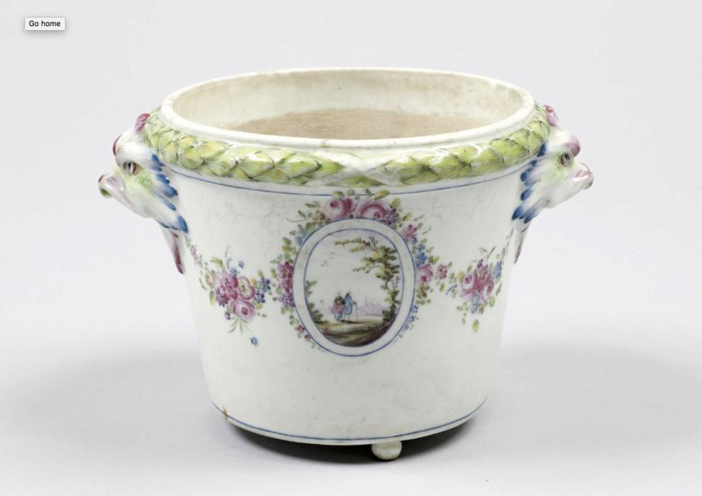 La porcelaine de Bourg-la-Reine au XVIIIème siècle  Captu719