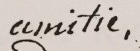 Testament / Lettre de Marie-Antoinette à Madame Elisabeth, le 16 octobre 1793 - Page 2 Captur45