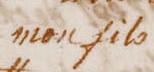 Testament / Lettre de Marie-Antoinette à Madame Elisabeth, le 16 octobre 1793 - Page 2 Captur49